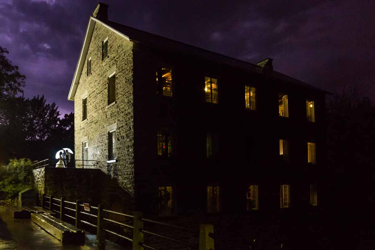 Watson's Mill wedding in Manotick Ontario
