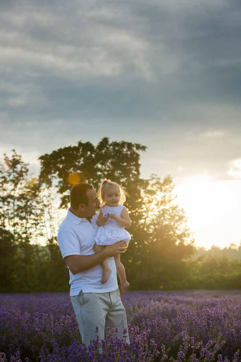 Maison Lavande family portrait session lavender fields – 018