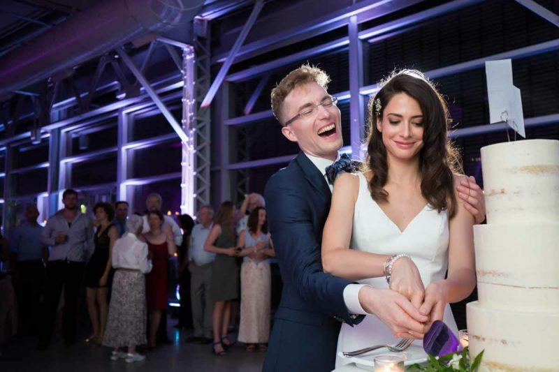 Montreal Science Center wedding by Pixelicious Photography