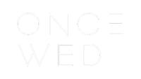 Oncewed logo Pixelicious