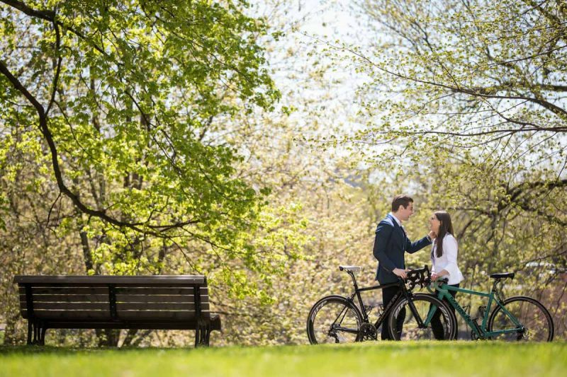 Pixelicious featured Montreal engagement