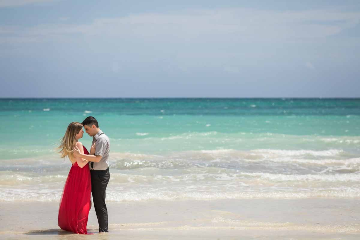 Destination wedding Jamaica Royalton White Sands Montego Bay ocean view